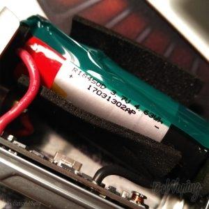 Встроенный аккумулятор в в iKarno X-mini