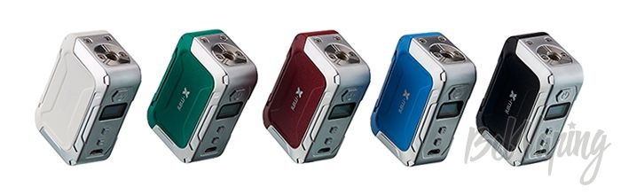 Цвета iKarno X-mini TC Box MOD