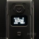 Экран и управление iKarno X-Mini