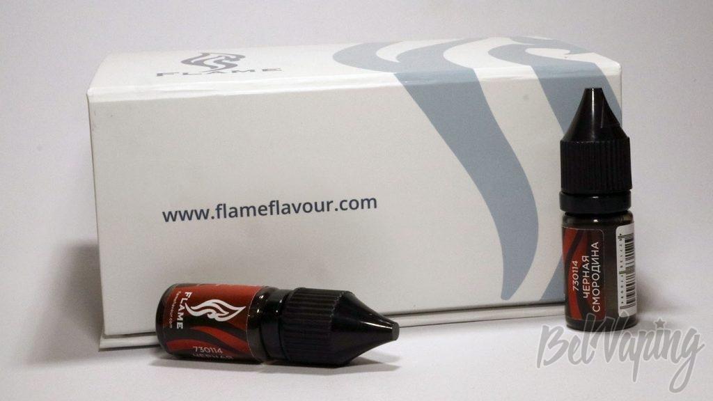 Ароматизаторы FlameFlavour. Вкус - Черная смородина