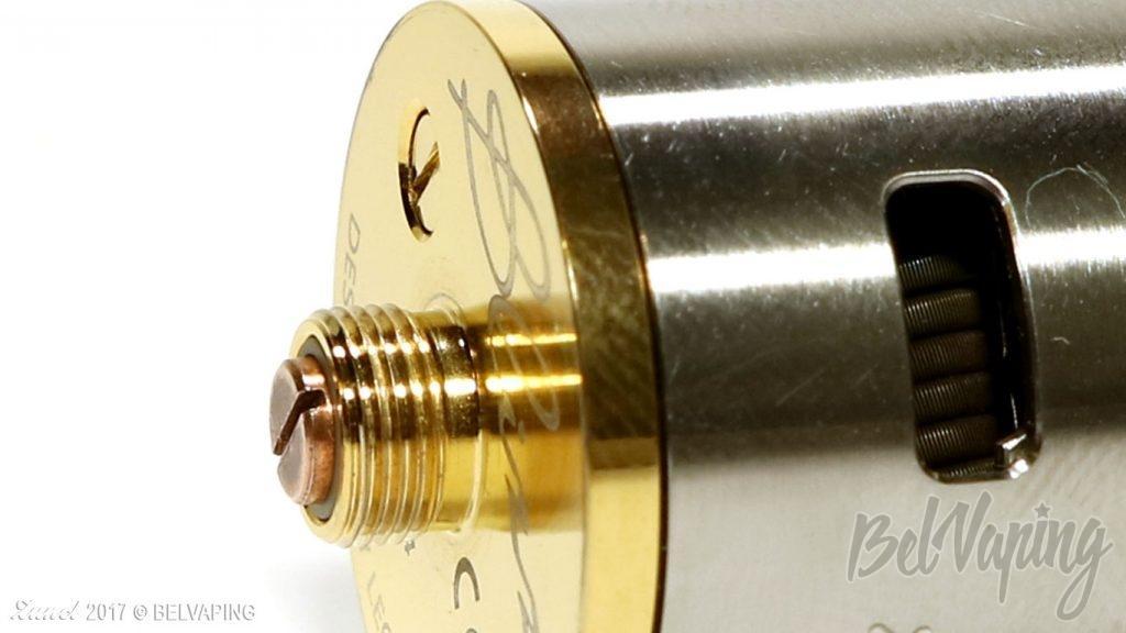 BLIZZ RDA - 510 коннектор