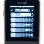 Экран Smoant Charon TS 218