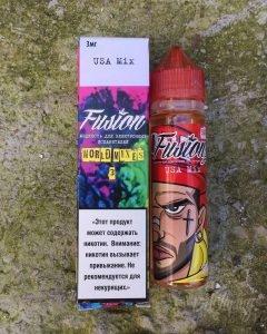 Жидкость Fusion — USA Mix