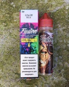 Жидкость Fusion — Spain Mix