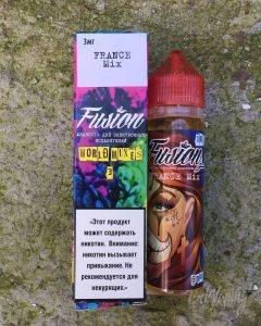 Жидкость Fusion — France Mix