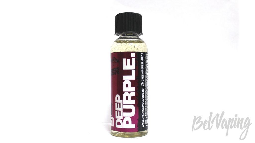 Жидкость GRNDRP - Deep Purple