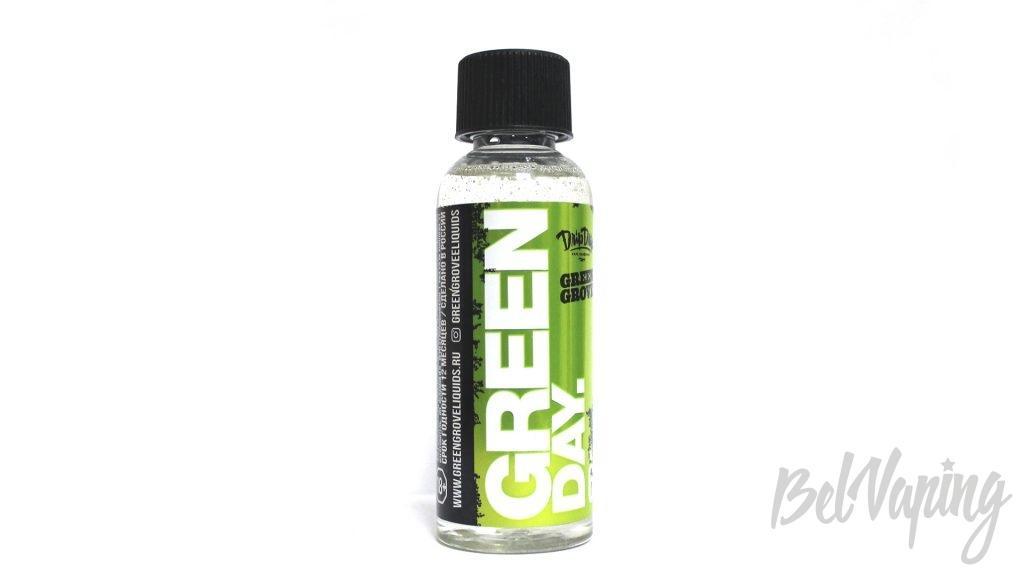 Жидкость GRNDRP - Green Day