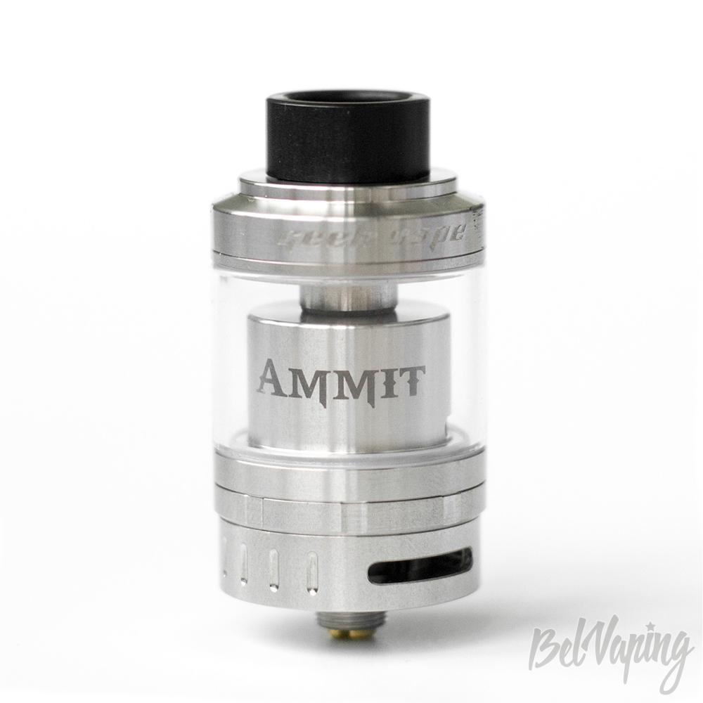 Geekvape Ammit 25 RTA с комплектным 810-ым дрип типом и крышкой под него
