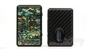 Сравнение размеров Hotcig R150 (слева) и HCigar VT inbox