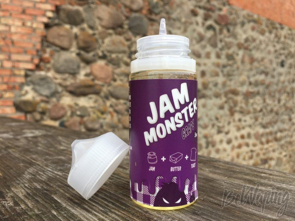 Жидкость Jam Monster Grape