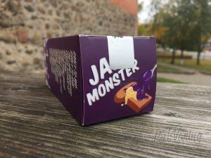 Коробка жидкости Jam Monster Grape
