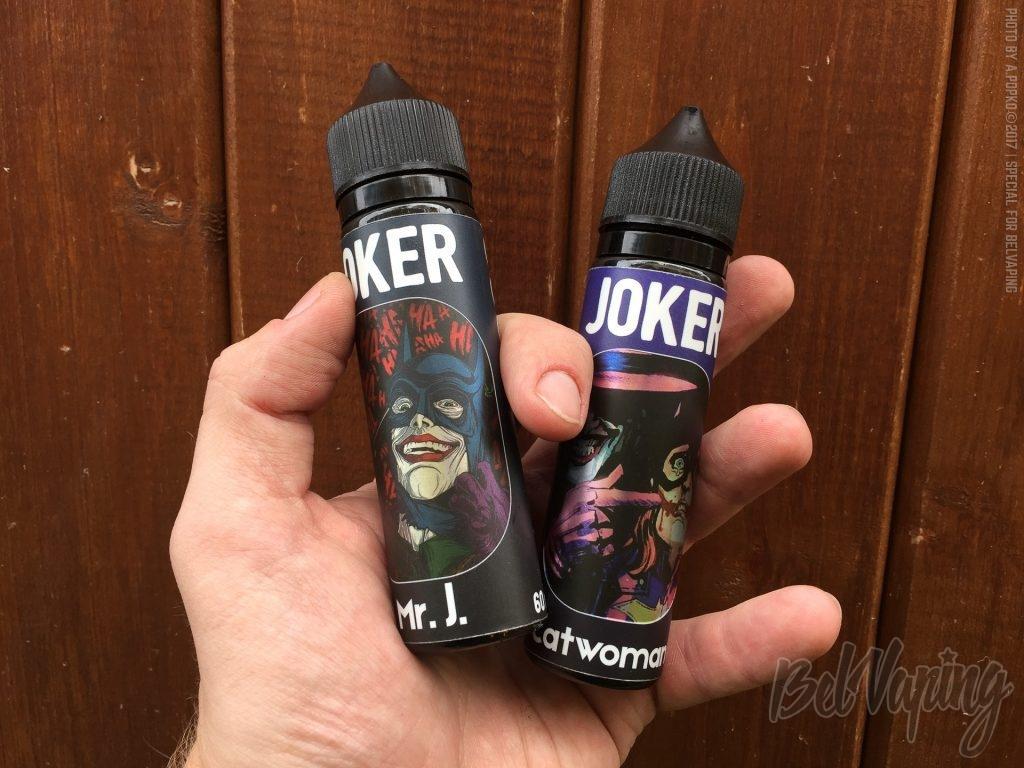Жидкости Joker