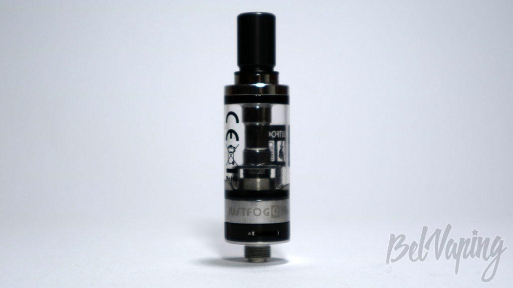 JustFog Q16 KIT - бак Q16 внешний вид
