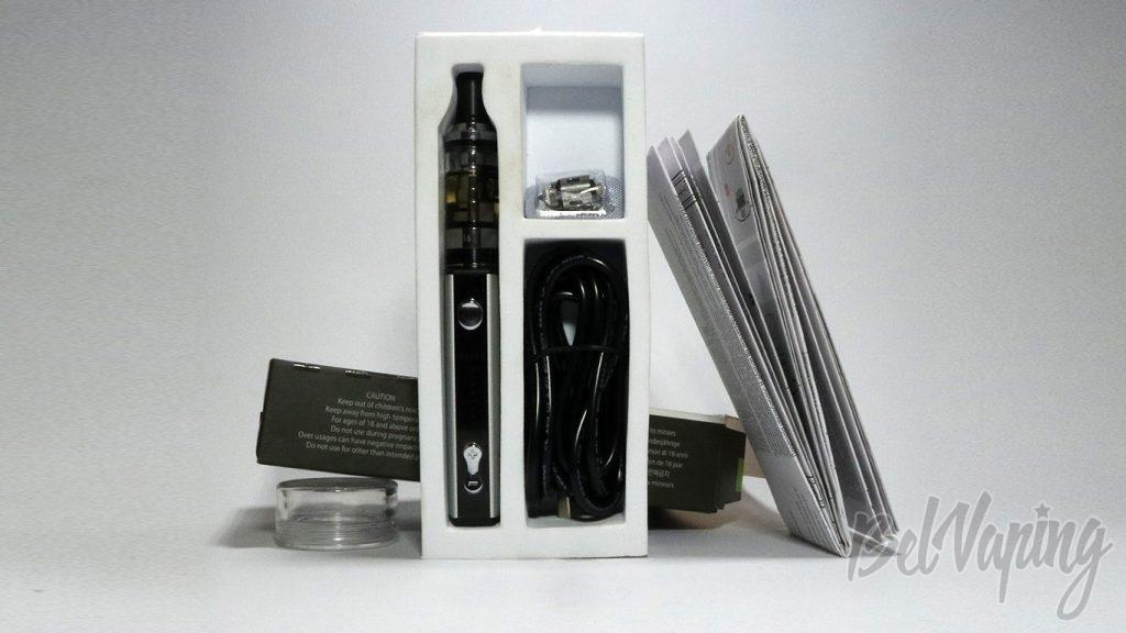 JustFog Q16 KIT - комплект поставки