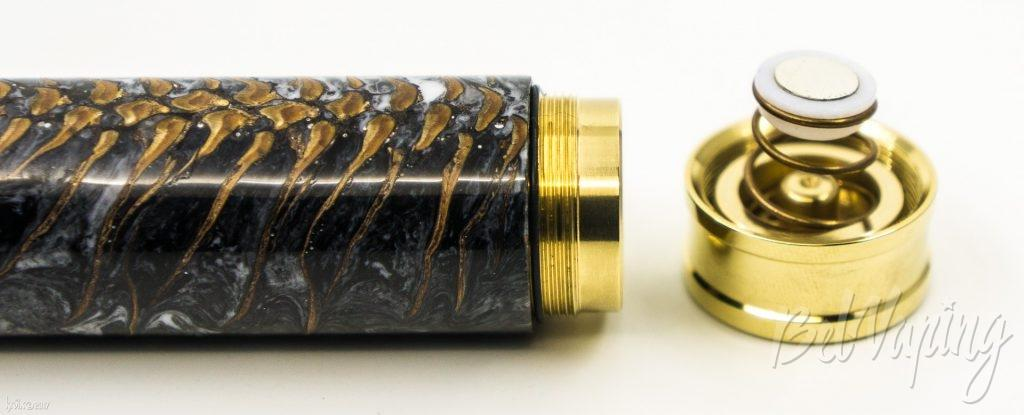 Установка аккумулятора в мехмод Metamorphose by FIR