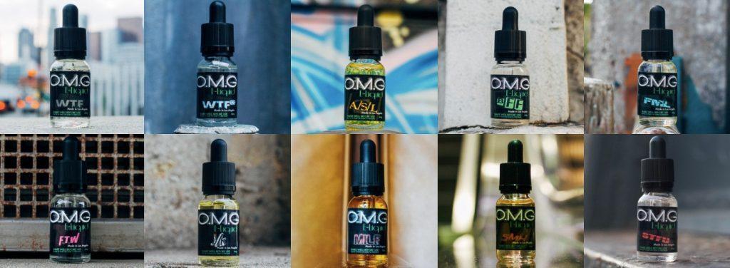 OMG E-liquid