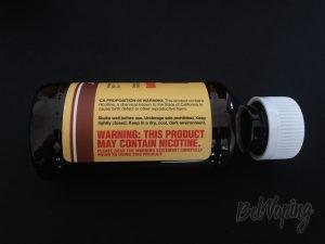 Этикетка жидкости OMG