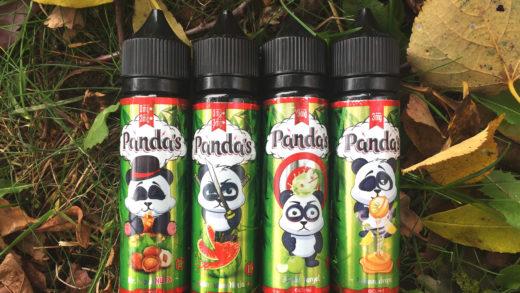 Обзор жидкости Panda's Juice