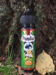 Жидкость Panda's Juice - Lemon Drops