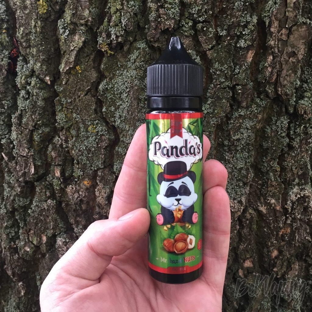 Банка жидкости Panda's Juice
