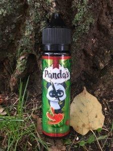 Жидкость Panda's Juice - Watermelon Ninja