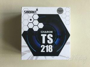 Упаковка боксмода Smoant Charon TS218