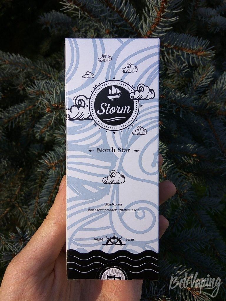 Упаковка жидкости Storm