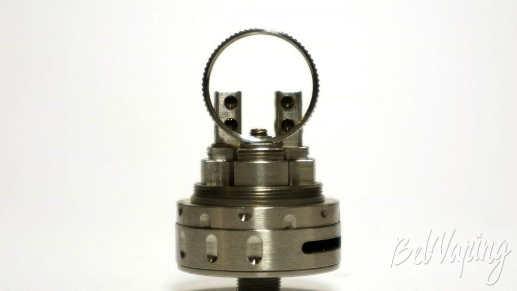 Tobeco Super RTA - кольцо фиксации хлопка