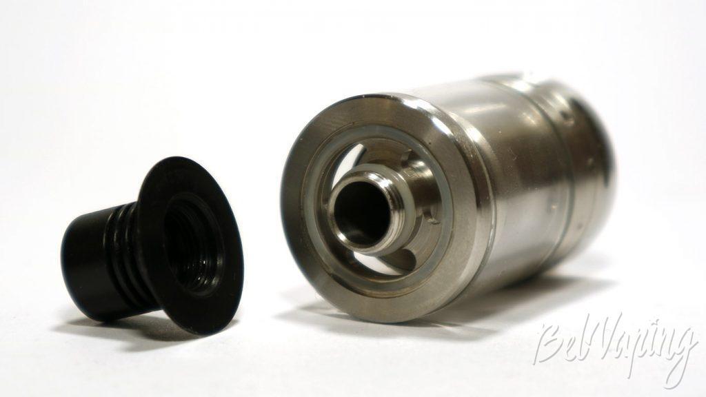 Tobeco Super RTA - дриптип и заправка