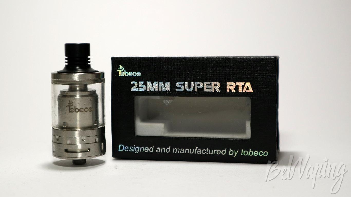 Обзор Tobeco Super RTA 25