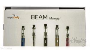 Руководство VapeOnly BEAM Starter Kit