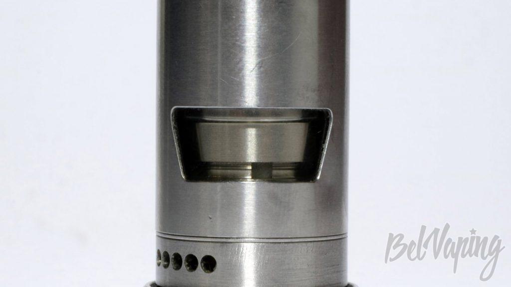 Wotofo Conqueror RTA - контроль подачи жидкости