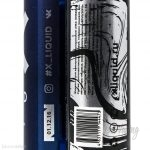 Этикетка жидкости X-Liquid