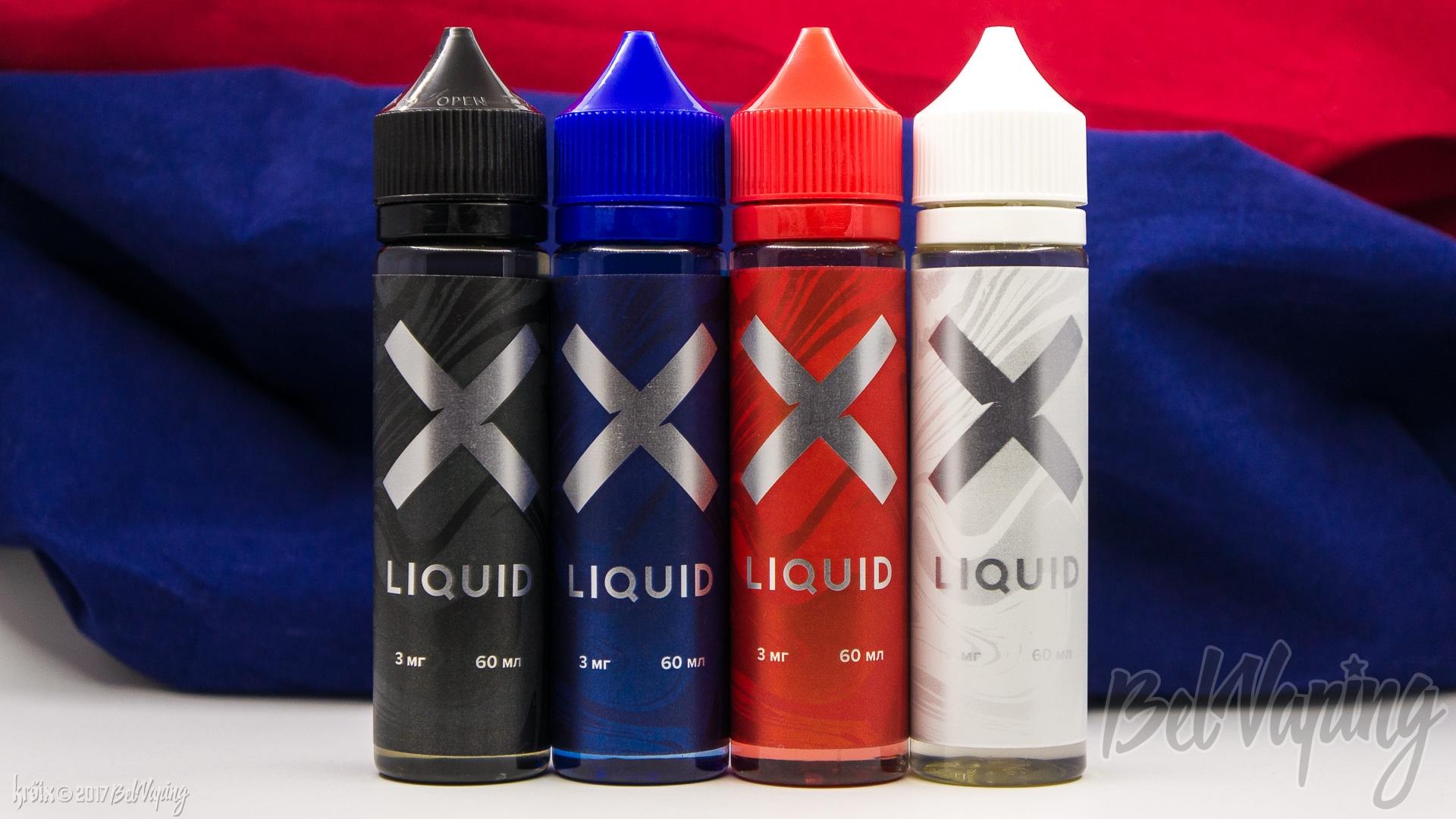 Обзор жидкости X-Liquid