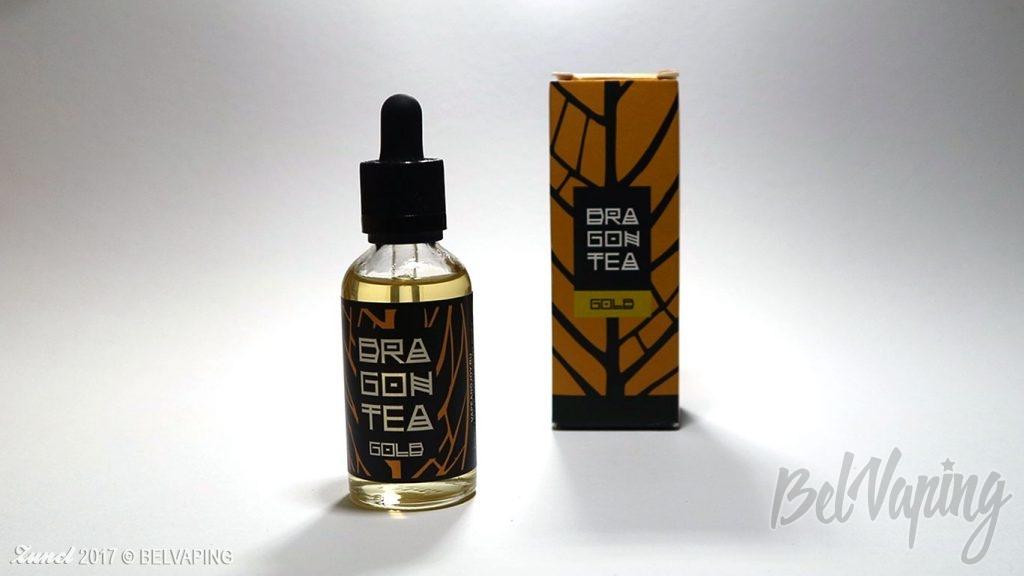 Жидкости Dragon Tea - вкус GOLD