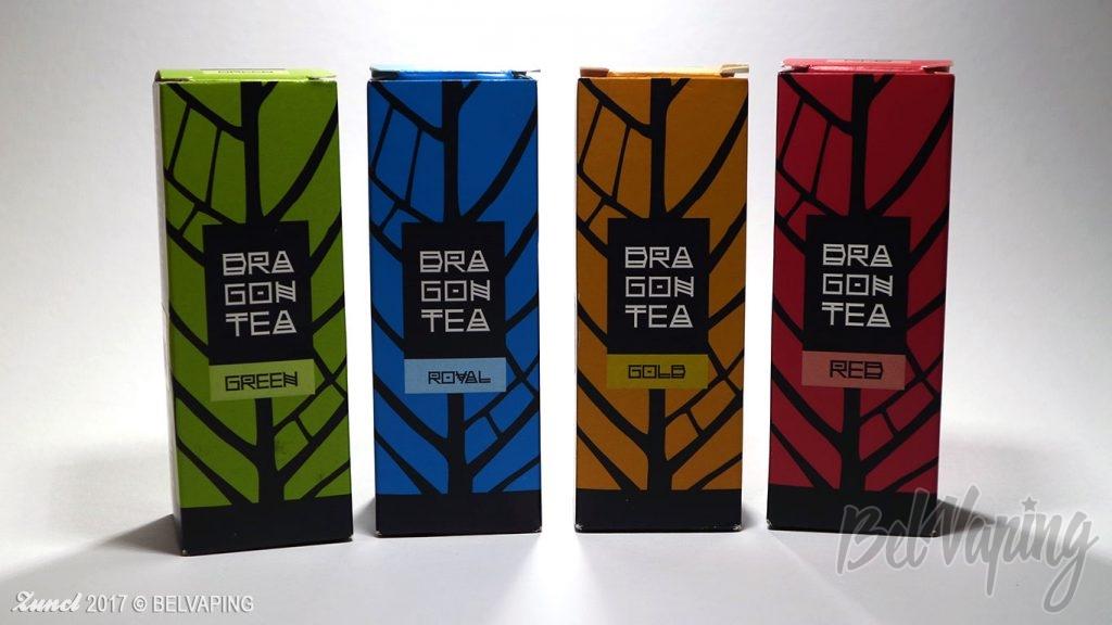 Жидкости Dragon Tea