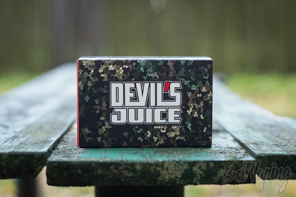 Упаковка Devil's Juice