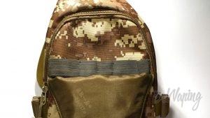 Сумка #vBag Капля - внешний карман