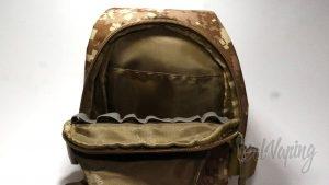 Сумка #vBag Капля - внутренний карман