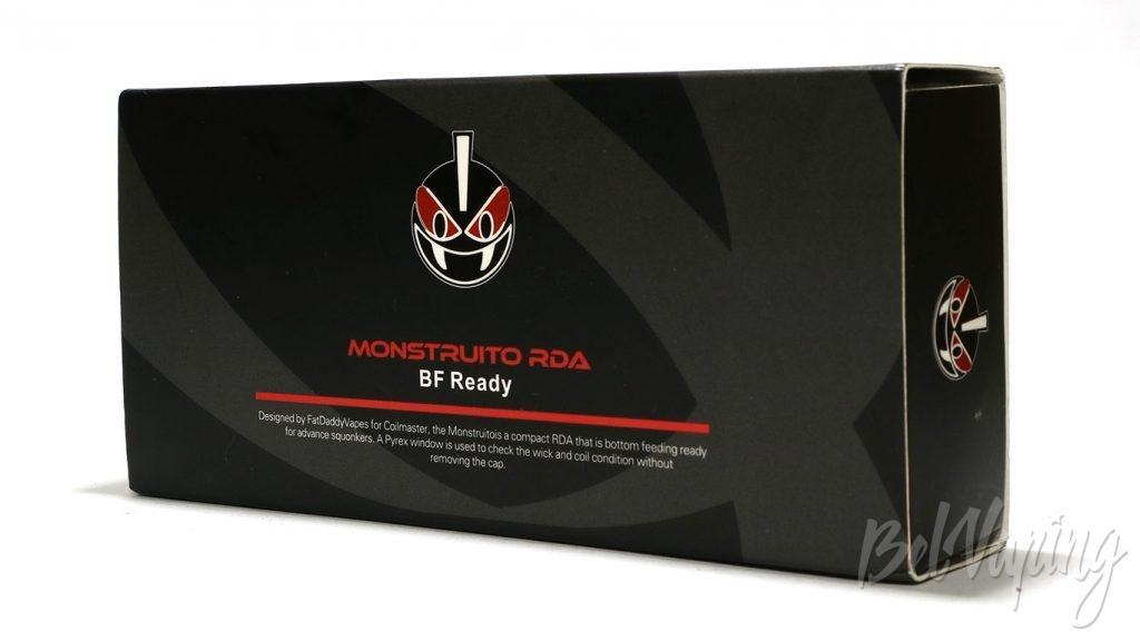 Coil Master Monstruito RDA - упаковка