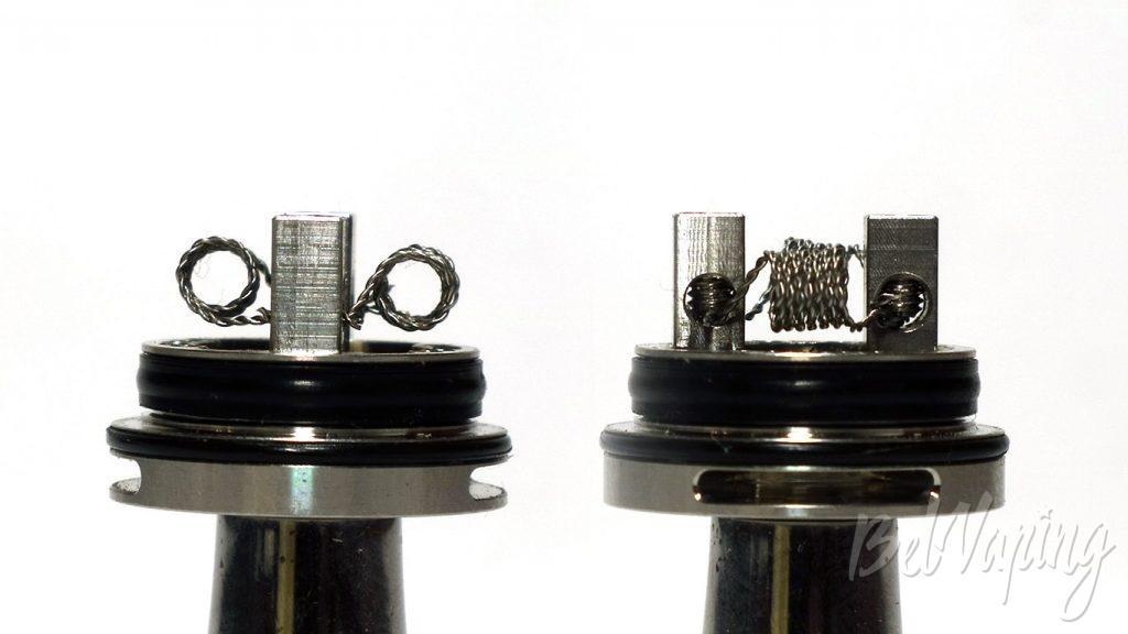 Coil Master Monstruito RDA - установка спиралей