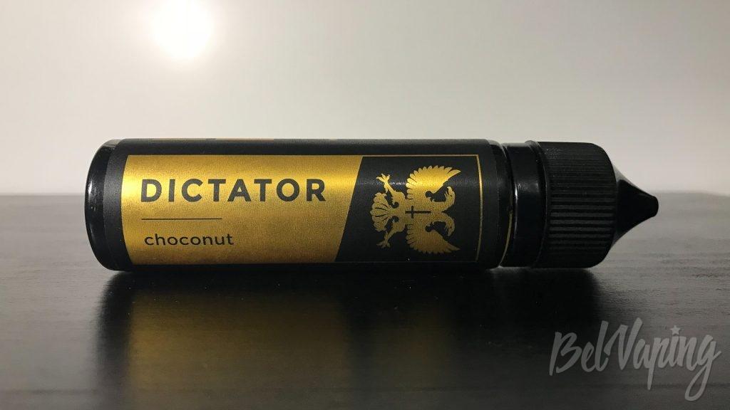 Жидкость Dictator Liquid's — Choconut