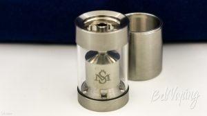 Стеклянный бак клона Kayfun 5² 25mm
