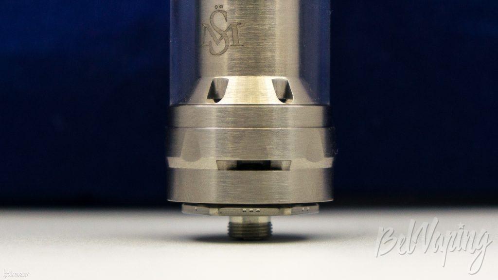 Кольцо регулировки обдува клона Kayfun 5² 25mm