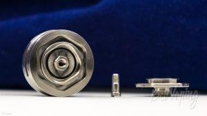 База клона Kayfun 5² 25mm