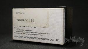 MODVAPA PANDA V12 - упаковка