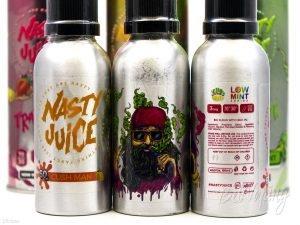 Этикетка жидкости Nasty Juice (Yummi Fuity Series)