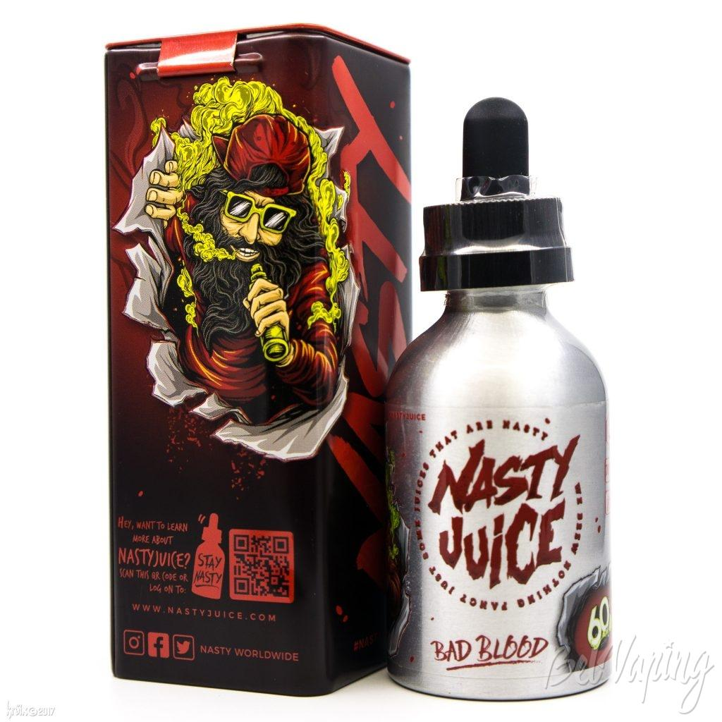 Жидкость Nasty Juice -Bad Blood(Fruity Series)