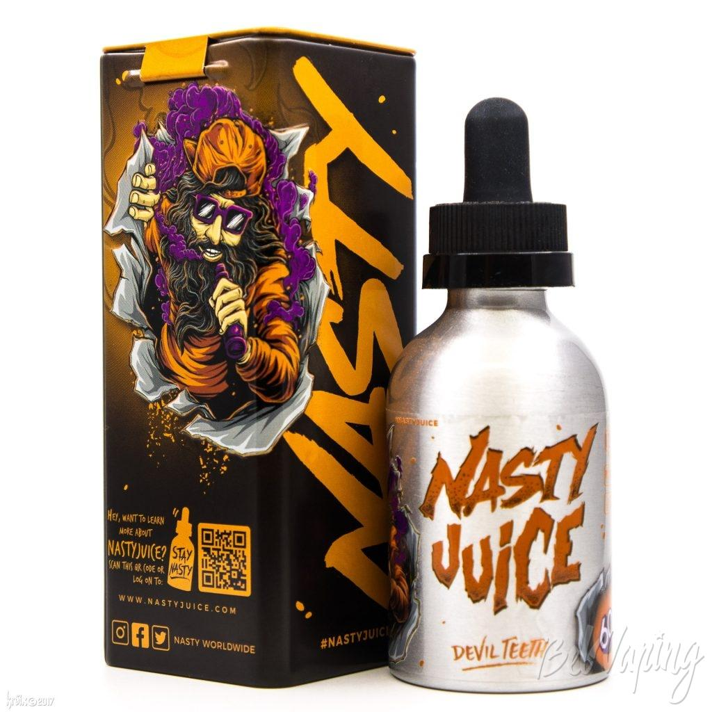 Жидкость Nasty Juice — Devil Teeth (Fruity Series)