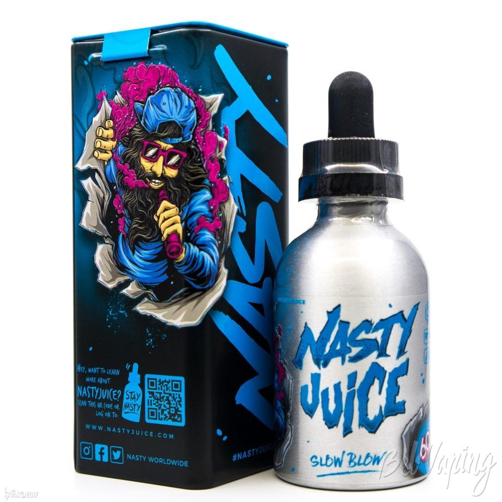 Жидкость Nasty Juice — Slow Blow (Double Fruity Series)